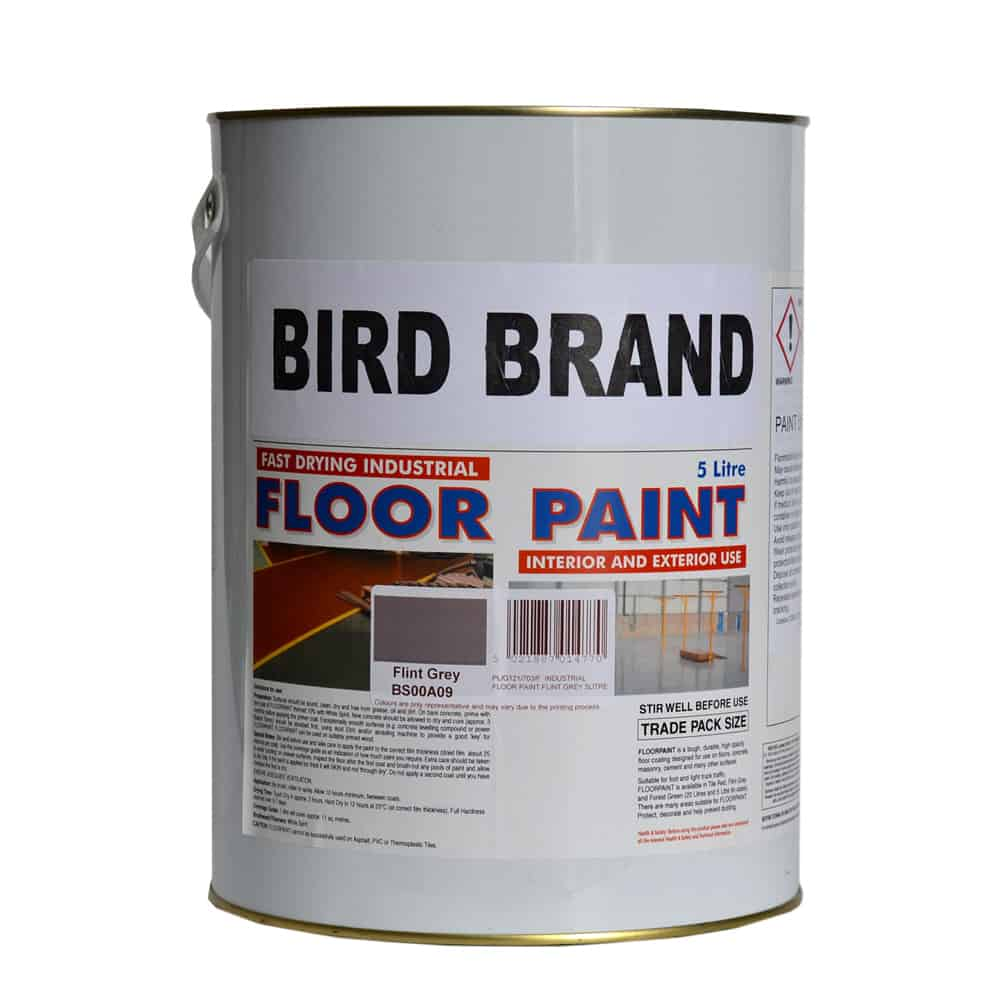 Industrial Floor Paint