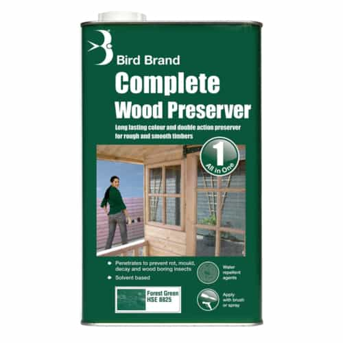 Complete Wood Preserver Red Cedar
