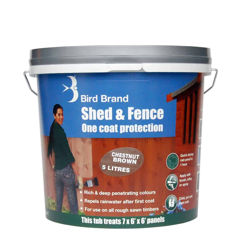 Shed and Fence One Coat Protection Paint