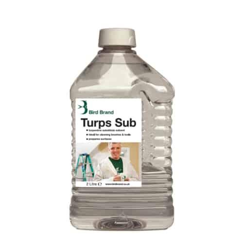 Turps Turpentine Substitute Solvent