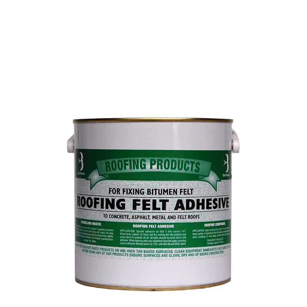 roofing felt adhesive