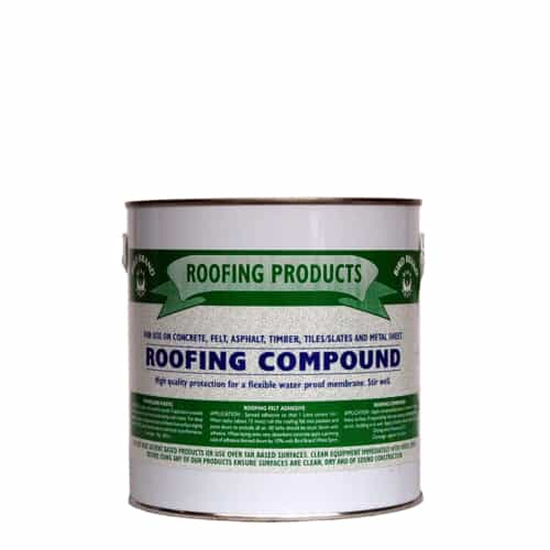 roofing repair compound