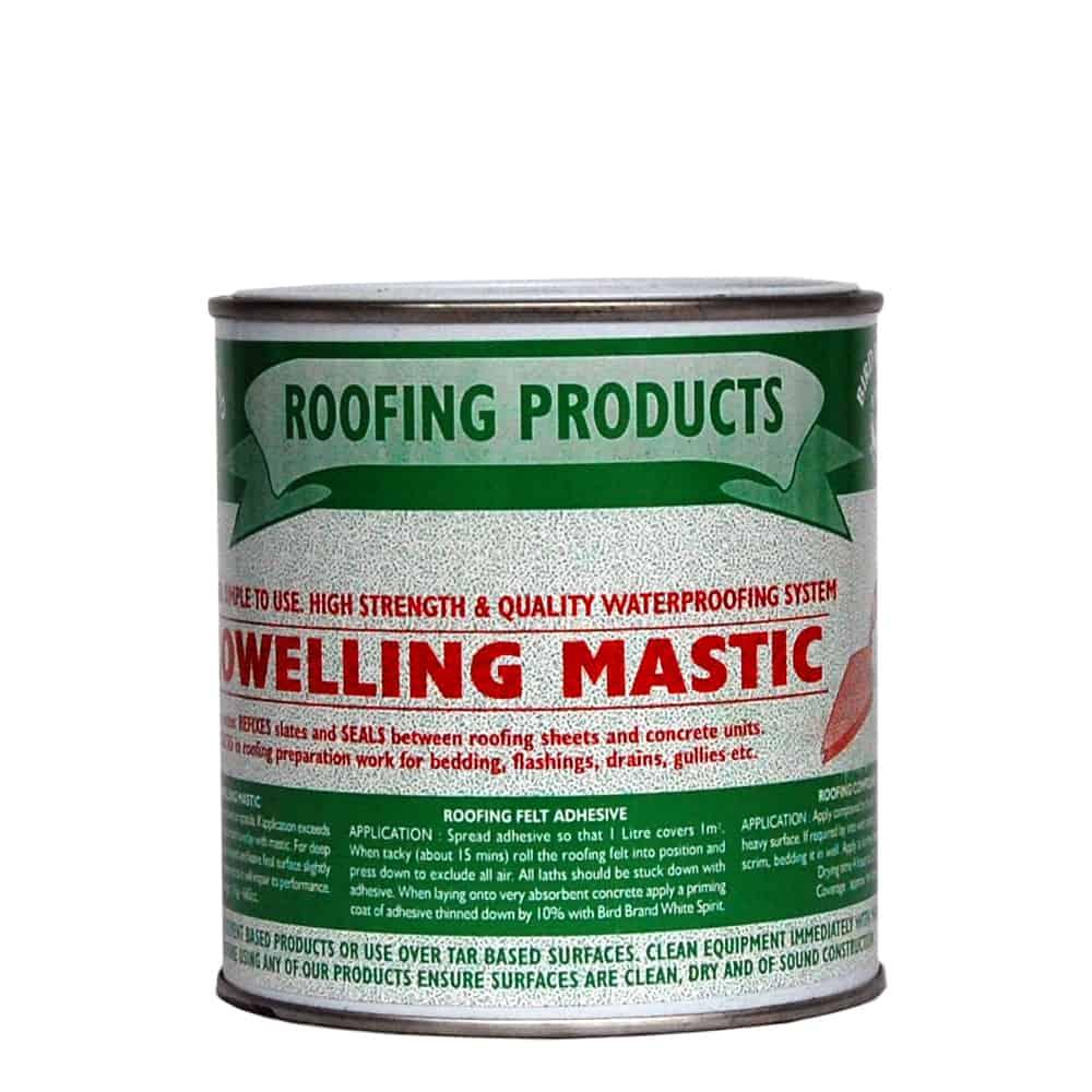 Trowelling Mastic Waterproofing