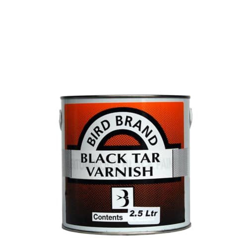Black Tar Varnish