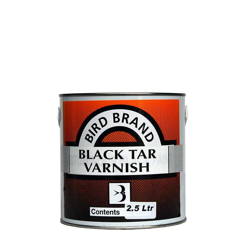 Black Tar Varnish