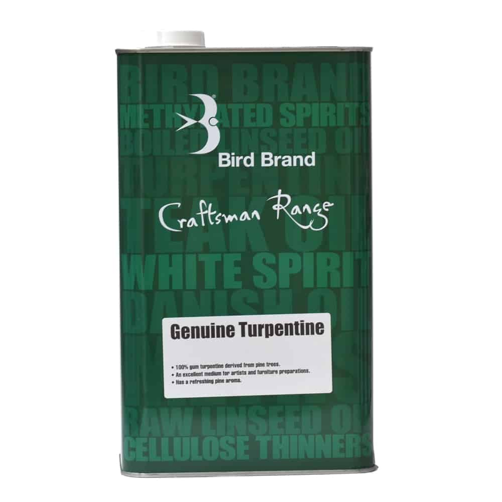 Genuine Gum Turpentine