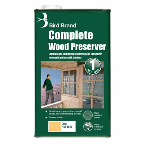 Complete Wood Preserver Clear