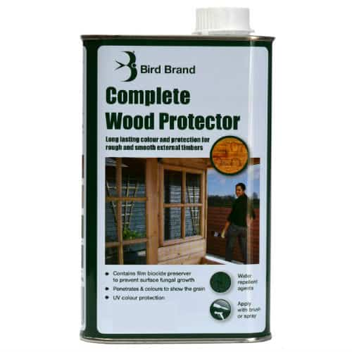 Complete Wood Protector