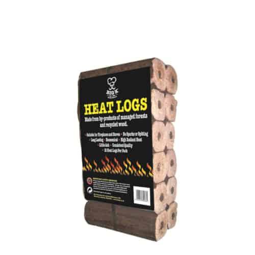 Heat Logs