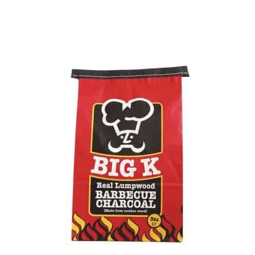 Big K Lumpwood BBQ Charcoal