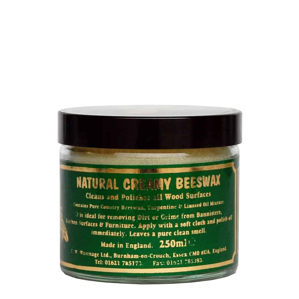 Natural Creamy beeswax
