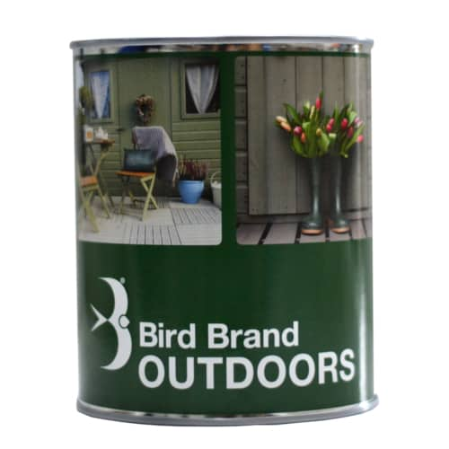 Outdoors Tin